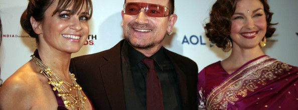 Bono - YouthAIDS Benefit Gala -Ritz Carlton -Virginie 02/11/2007