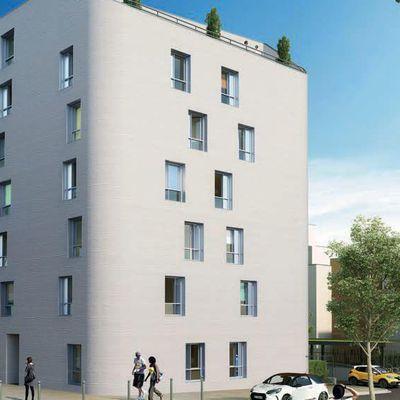 Lille (59000) – Résidence étudiants New Wave