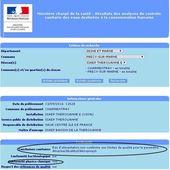Un pesticide interdit en France depuis 2003 retrouvé dans l'eau potable de Charny, Gressy, Messy, Le Plessis aux Bois, Villeroy, Iverny, Précy sur Marne et Charmentray!