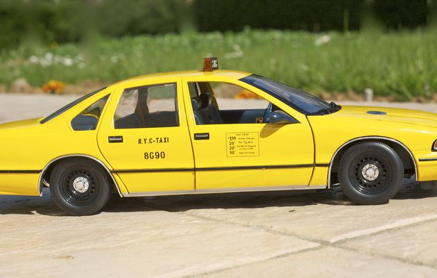 CHEVROLET CAPRICE TAXI NYC - 1996