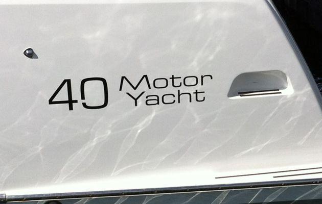 Scoop - les toutes premières photos du futur Lagoon 40 Motor Yacht