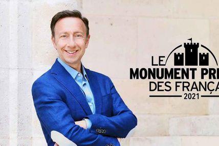 Rendez-vous sur France 3 pour connaître « Le monument préféré des Français 2021 » !