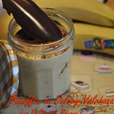Dulcey - Mousse comme un banoffee