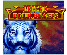 machine a sous Legend of the Four Beasts logiciel iSoftBet
