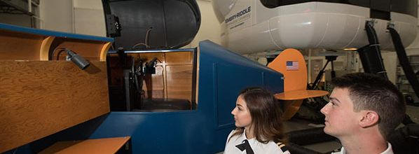 Historic Flight Simulator Offers Glimpse into Embry-Riddle's Past