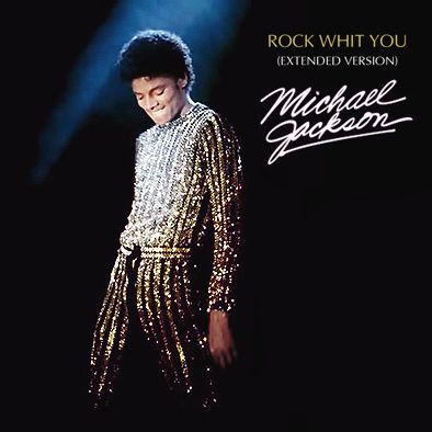MICHAEL JACKSON - ROCK WITH YOU - EXTENDED VERSION - 1979