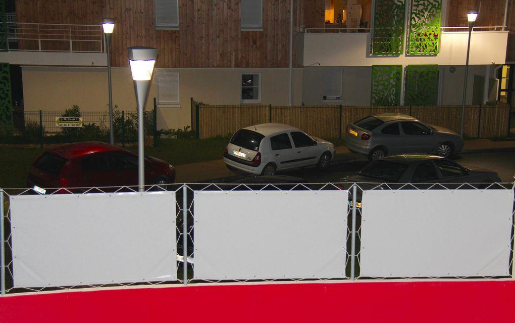 Les riverains du 17bis n'avaient pourtant pas demandé qu'on éclaire leur jardin le soir...