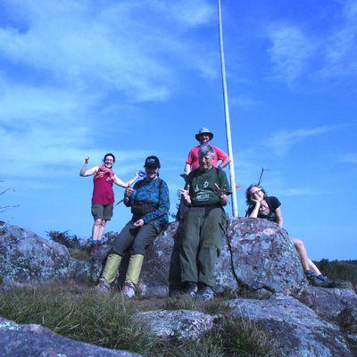 Le défi Frontenac 2020 en 9 jours de randonnée et camping