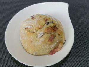 4 - Sortir les petits pains du four, pour vérifier la bonne cuisson, les retourner et tapoter avec votre doigt, ça doit sonner creux.