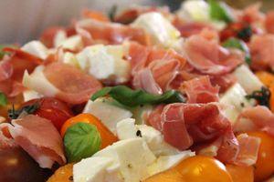 Antipasti melon jambon & plus si affinités