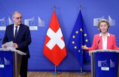 Pour l'UE, le camouflet suisse est aussi violent que le Brexit
