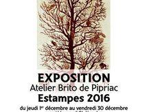 exposition atelier BRITO