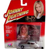 CITROEN DS BERLINE BUFFY CONTRE LES VAMPIRES JOHNNY LIGHTNING 1/64. - car-collector.net