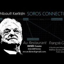 Thibault Kerlirzin : Soros Connection