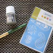 Comment faire de la peinture textile? - Paris sous toutes les coutures
