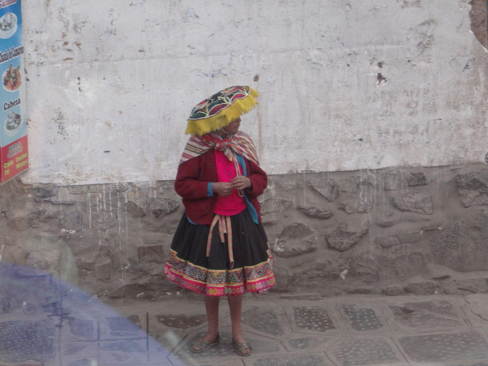Escapade à 4 du Machu Picchu à l'ile d'Amantani au Pérou en 2013