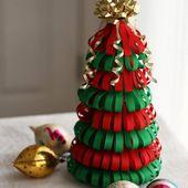 Ingeniosos árboles de Navidad :: Manualidades