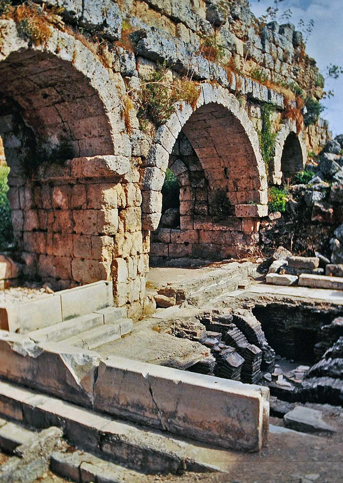 Sites Romain en Turquie