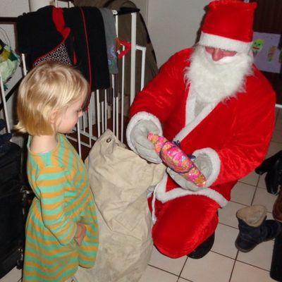 Sacré Père Noël !!!