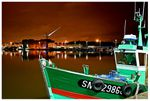 Saint-Nazaire by Night II