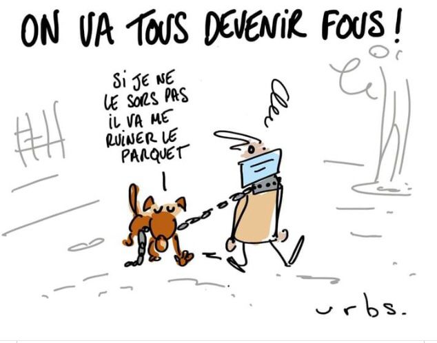 Dessin Rodolphe Nicaisse dit Urbs
