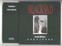 Juanjo Guarnido @ PORTE-FOLIO BLACKSAD