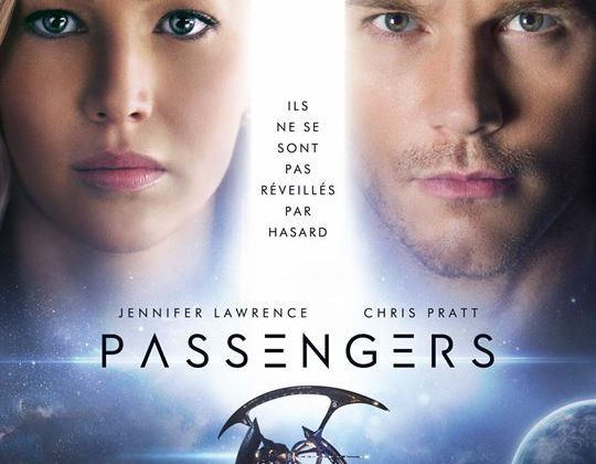 PASSENGERS - Jennifer Lawrence - Chris Pratt