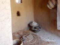 Maison traditionnelle berbère Tafraoute (Maroc en camping-car)