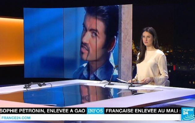📸 AUDE LECHRIST ce soir @FRANCE24 @France24_fr pour PARIS DIRECT #vuesalatele