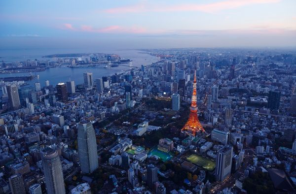 Culture of Japan and health measures in 2021