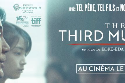 THE THIRD MURDER, KORE-EDA SE MET AU THRILLER
