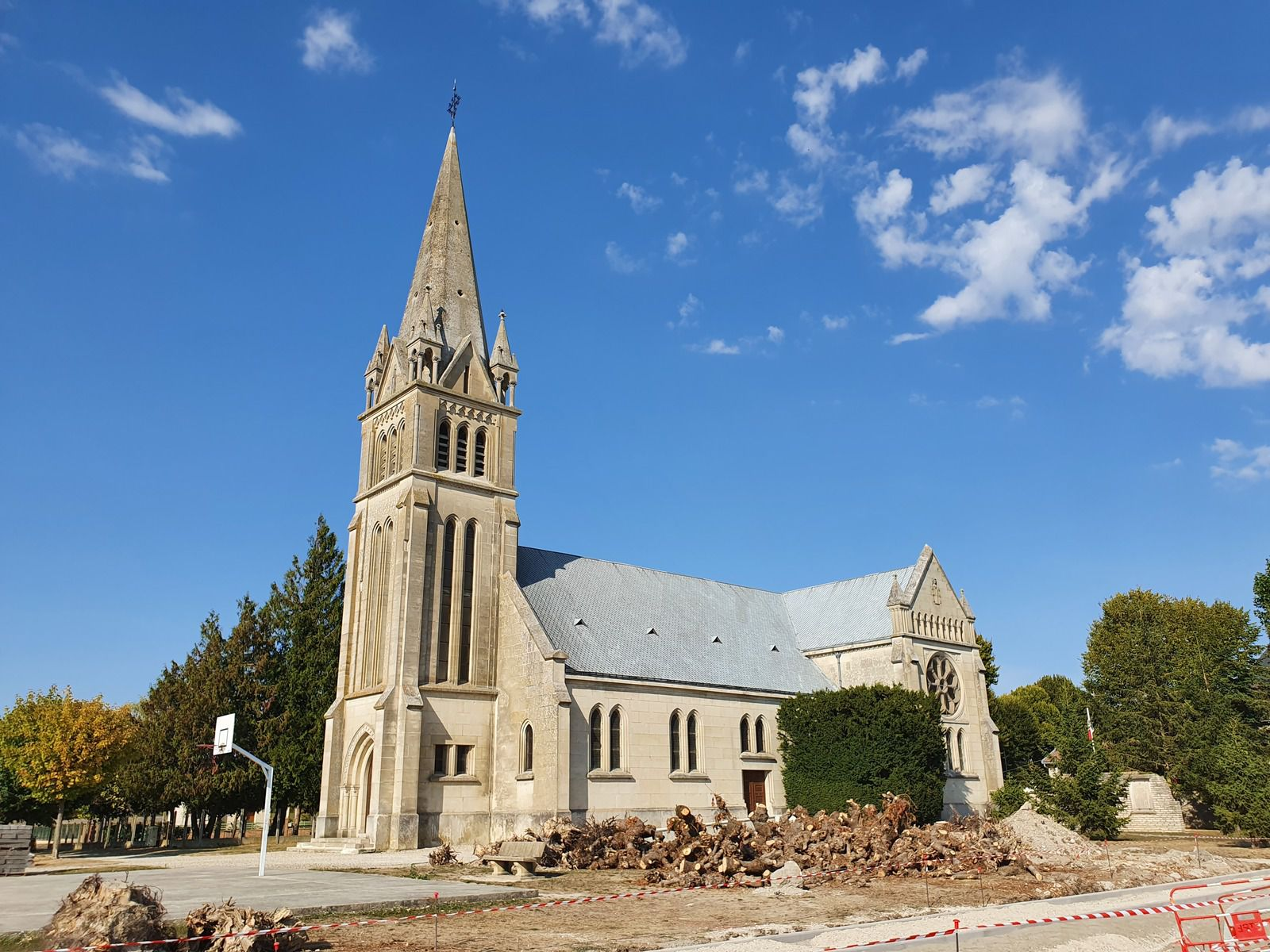 15 septembre 2020 - La Via Francigena de l'Abbaye de Vauclair à Berry-au-Bac