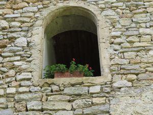 Les ouvertures des bâtiments conventuels