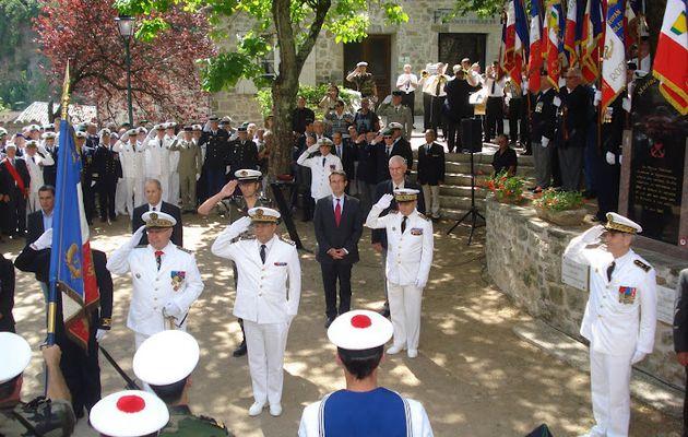 Des harkis de la Demi Brigade de Fusiliers Marins, « morts pour la France » en Algérie