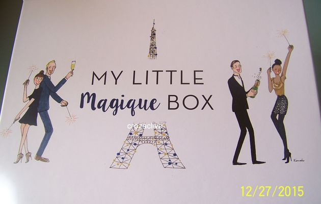 My Little Box : magique