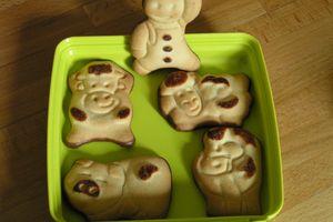 gâteaux fermiers...