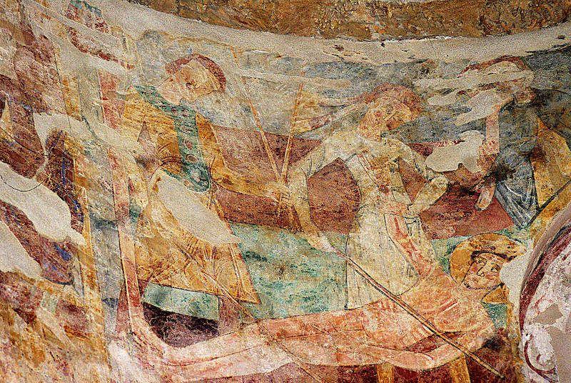 St Jacques de Compostelle avec Gilbert (6)