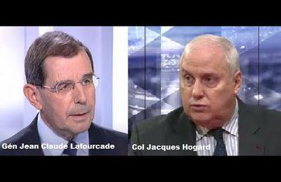TURQUOISE 27, Part 3 : TÉMOIGNAGES DU GÉNÉRAL JEAN-CLAUDE LAFOURCADE ET DU COLONEL JACQUES HOGARD