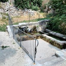 Barrême Gévaudan une cure de jouvence pour la fontaine