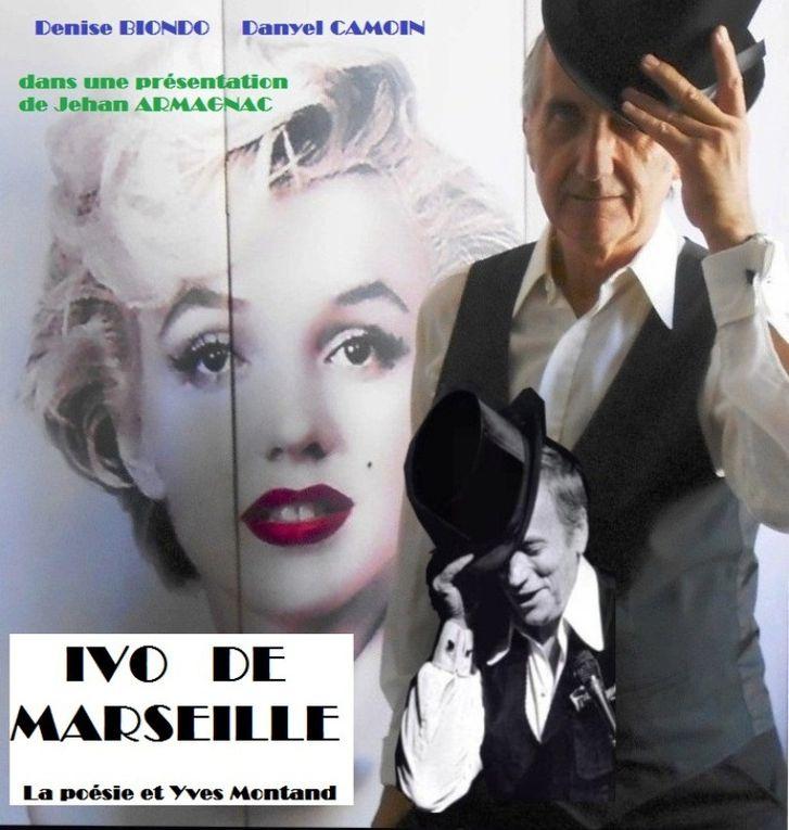 Ivo de Marseille au comité du vieux Marseille le 29 octobre 17h00 par Danyel CAMOIN : à signaler la présence de Claude CAMOUS.