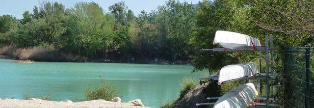 Le Lac de Peyrolles (4) : les activités nautiques et les jeux / Balade en Provence