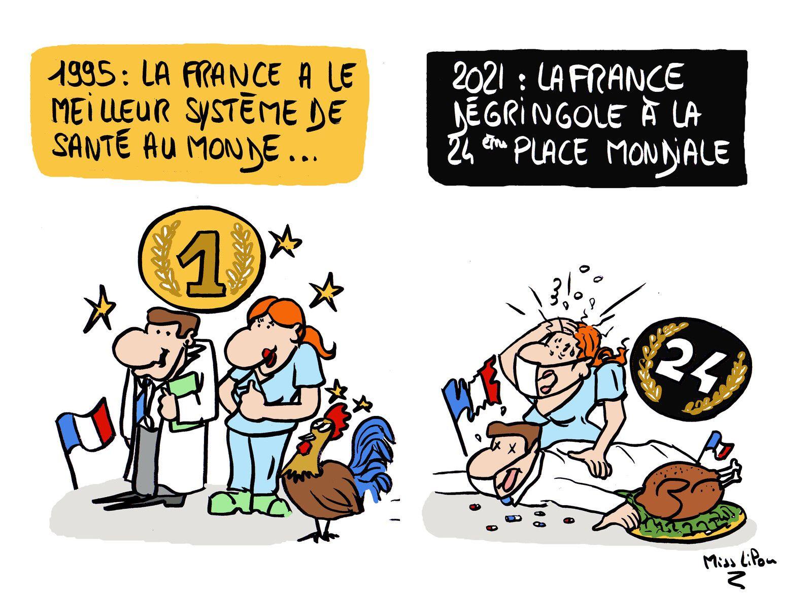 """""""Le système de santé français"""""""