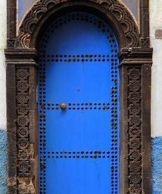 Les portes d'Essaouira (Maroc en camping-car)