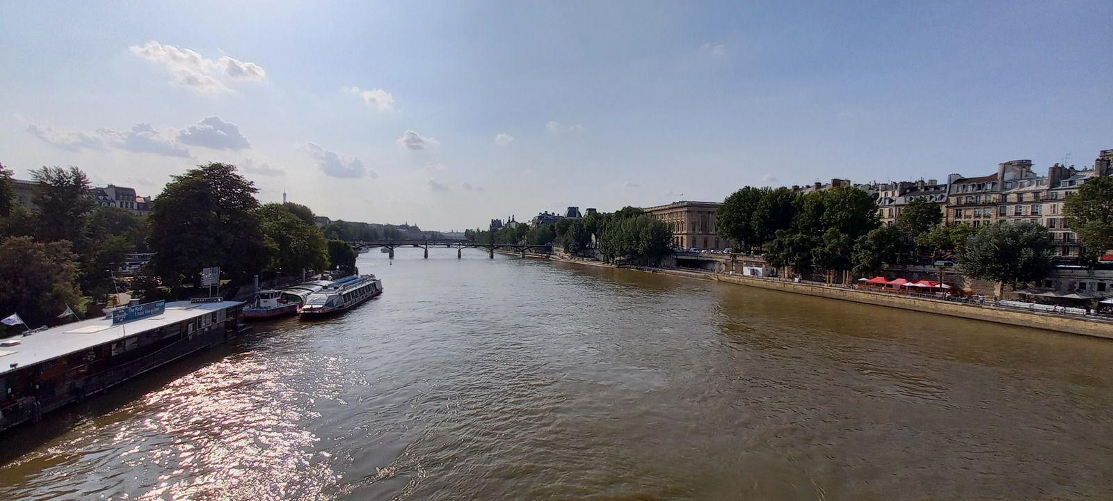 Retour à PARIS 3 - Juillet 2021