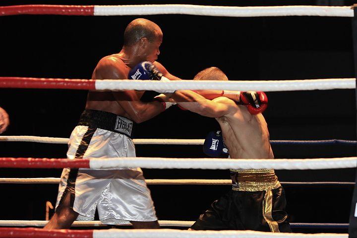 """3° Challenge Benjamin Brianto organisé par le Boxing Club de Cugnaux à la salle """"Le Phare"""" de Tournefeuille"""