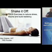 Introduction to TRE® Tension and Trauma Releasing Exercises - Shake it Off Slideshow Presentation