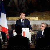 La recette de Macron pour séduire les grands patrons à Versailles