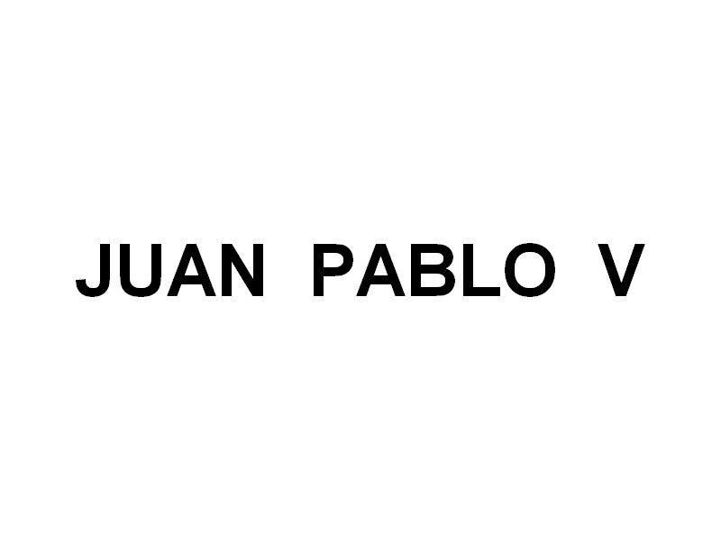 JUAN PABLO  V