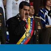 Maduro es evacuado durante un acto militar tras oírse una explosión