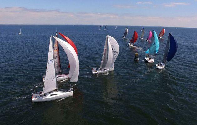 A la Trinité sur Mer, de nouvelles formations IRC Double et Mini 6.50